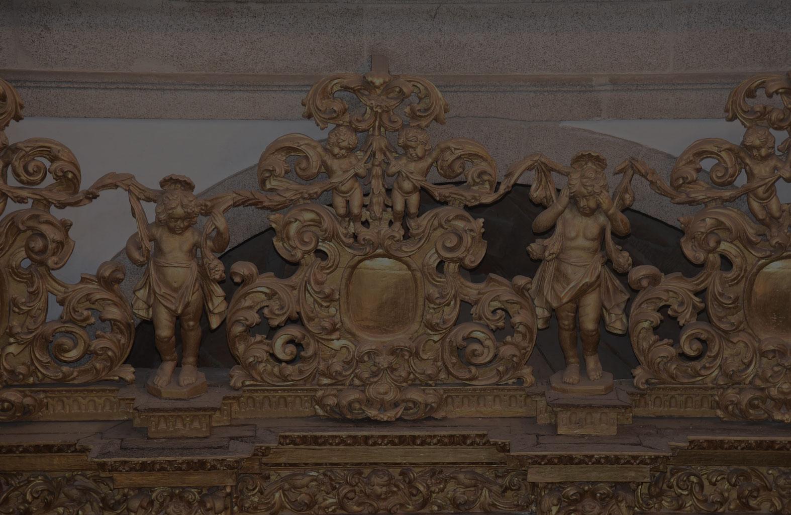 Conservação e Restauro do Mosteiro de Arouca