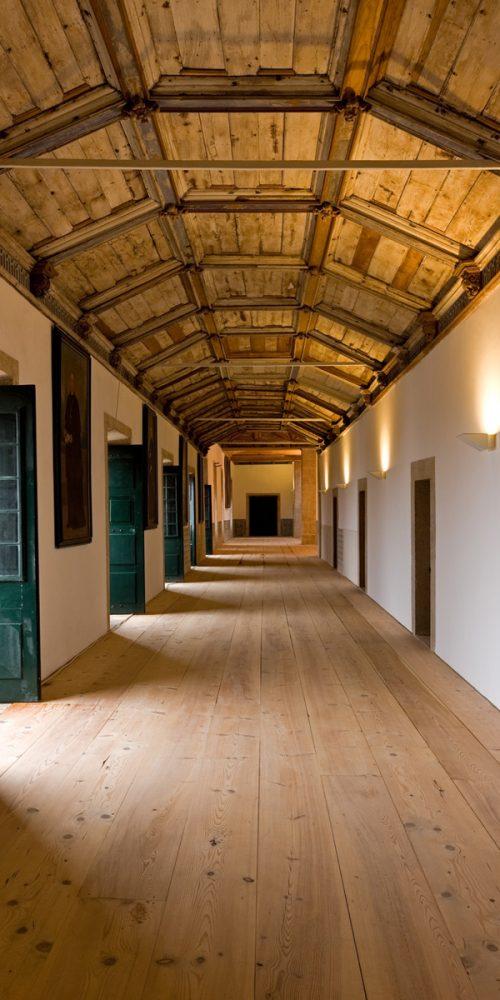 Mosteiro de São Martinho de Tibães 4