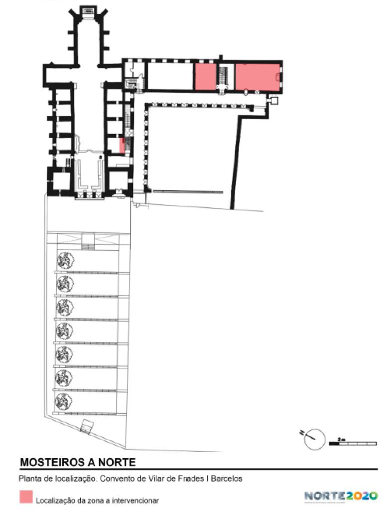 Conservação e restauro do Convento de Vilar de Frades