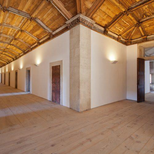 Mosteiro de São Martinho de Tibães 7