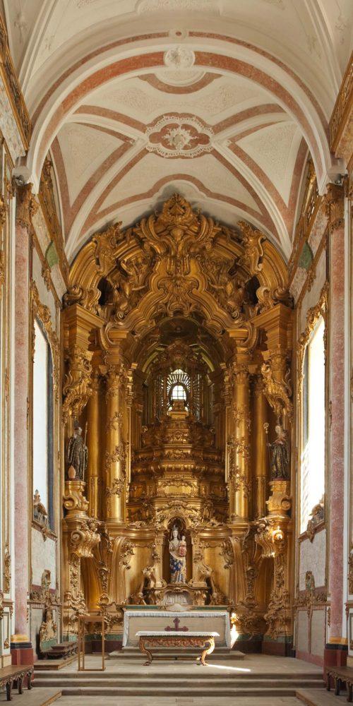 Mosteiro de Santa Maria de Pombeiro